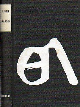 RAPTO! Trad. Carlos Casas.: Airth, Rennie.
