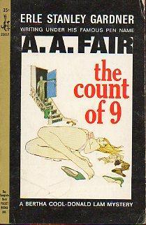 THE COUNT OF 9.: Gardner, Erle Stanley
