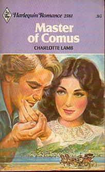 MASTER OF COMUS.: Lamb, Charlotte.