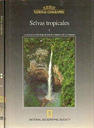 SELVAS TROPICALES. Tomo I: La selva en: División de Publicaciones