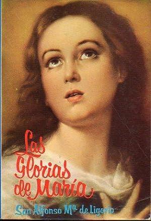 LAS GLORIAS DE MARÍA. Primera parte: Explicación: De Ligorio, San