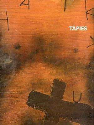ANTONI TÀPIES. OBRAS 1990-1998. Exposición en la: Maluquer, Elvira (Comisariado).