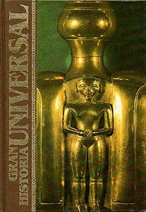 GRAN HISTORIA UNIVERSAL. Vol.XXVI. América prehispánica.: Moretón Abón, C. / Sanz ...