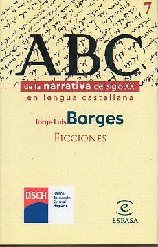 FICCIONES.: Borges, Jorge Luis.