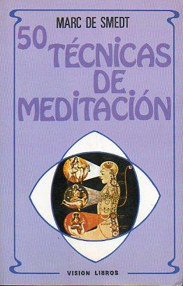 50 TÉCNICAS DE MEDITACIÓN. Ilustraciones de Barbara Crepon. Trad. Mª Cristina ...