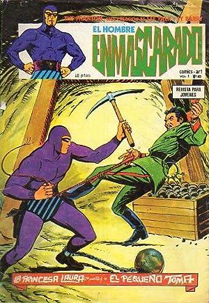 THE PHANTOM / EL HOMBRE ENMASCARADO EDICIÓN ESPAÑOLA. Comics Art. Vol. 1. N&ordm...