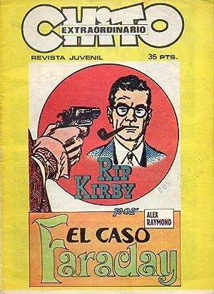 RIP KIRBY. EL CASO FARADAY.: Raymond, Alex.