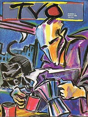 TVO. Nº 2. III Jornadas del Comic: Joven, Ricardo /