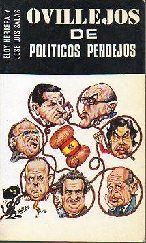 OVILLEJOS DE POLÍTICOS PENDEJOS. Ilustraciones de J.: Herrea, Eloy /