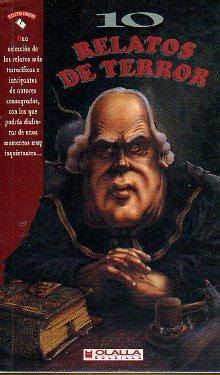 10 RELATOS DE TERROR.: Arias, Antonio A. (Ed.)