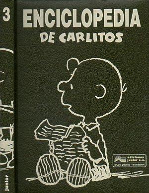 ENCICLOPEDIA DE CARLITOS. Vol. 3. Bienvenidos al: United Feature Syndicate.