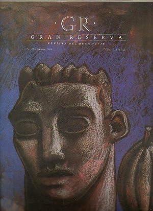 GRAN RESERVA. Revista del Buen Vivir. Nº: Molestina, María Pilar