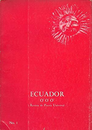 "ECUADOR 0º 0' 0"". Revista de Poesía Universal. Nº 1. 2ª edici&..."