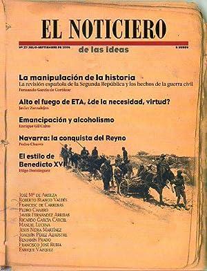 EL NOTICIERO DE LAS IDEAS. Nº 27.: García de Cortázar,