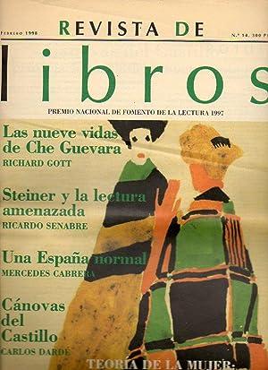 REVISTA DE LIBROS. Nº 14. Richard Gott: Delgado-Gal, Álvaro (Dir.)