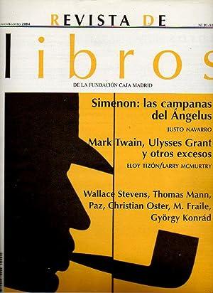REVISTA DE LIBROS. Nº 91-92. Ian Buruma: Delgado-Gal, Álvaro (Dir.)