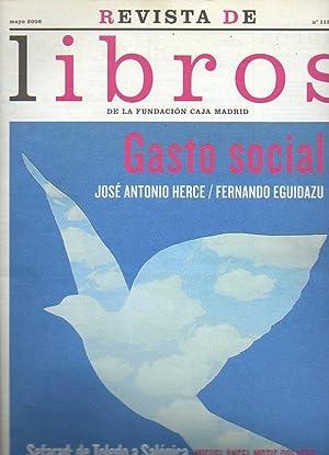 REVISTA DE LIBROS. Nº 113. Rafael Núñez: Delgado-Gal, Álvaro (Dir.)