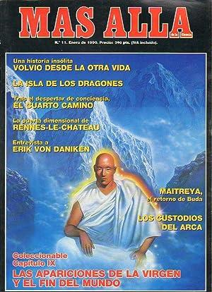 MÁS ALLÁ DE LA CIENCIA. Nº 11.: Jiménez del Oso,
