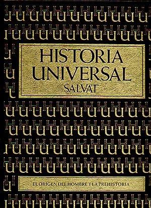 HISTORIA UNIVERSAL SALVAT. Vol. I. EL ORIGEN: Février, Paul-Albert (Coord.)