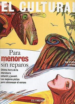 EL CULTURAL. Panorama de la literatura infantil: Berasátegui, Blanca (Dir.)