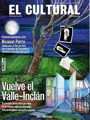 EL CULTURAL. Ignacio Echevarria: Conversaciones con Parra.: Berasátegui, Blanca (Dir.)