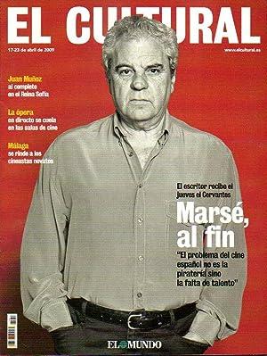 EL CULTURAL. Entrevista con Juan Marsé. Cela: Berasátegui, Blanca (Dir.)
