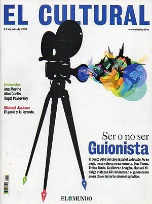 EL CULTURAL. Entrevistas con Ana Merino, Ángel: Berasátegui, Blanca (Dir.)