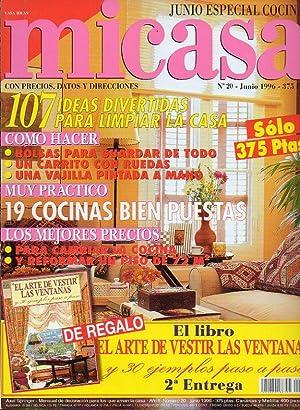MICASA. Mensual de decoración para los que: Álvarez Gortari, Milagros