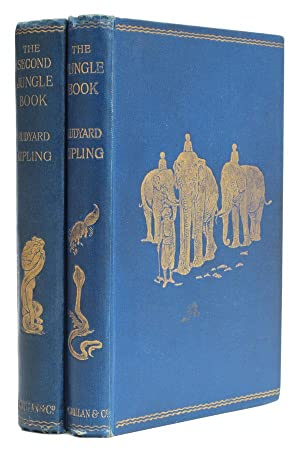 The Jungle Book and The Second Jungle: Kipling, Rudyard