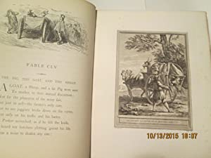 The Fables of La Fontaine - Edition De Luxe - With Three Hundred illustrations By Gustave Dore and ...