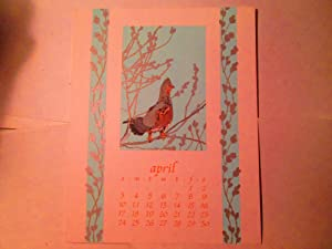 Twelve Prints for the Year 1983, a Limited Edition Silk-Screened Calendar, with 11 (of 12) Prints: ...