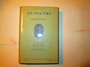 Complete Lectures on Poetry: Lafcadio Hearn