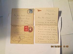 Autograph Letter Signed: Charles Eliot Norton