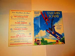 Tailspin Tommy, The Mystery of the Midnight Patrol: Mark Stevens