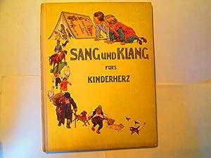 Sang Und Klang, Furs Kinderherz, Eine Sammlung: Engelbert Humperdinck (Ed.)