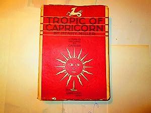Tropic of Capricorn: Henry Miller