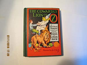 The Cowardly Lion of Oz: Ruth Plumly Thompson