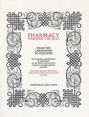 Il Farmaco nei Tempi. From the Laborattory to Industry. [English edition].