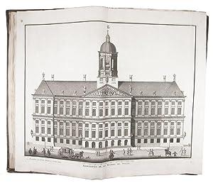 Bouw schilder en beeldhouwkonst, van het stadhuis: CAMPEN, Jacob van,