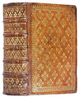 De disciplina puerorum, recteque formandis eorum &: BECH, Philipp, ed.].