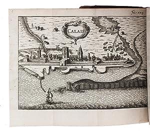Itinerarium Galliae.Amsterdam, Jodocus Janssonius, 1655. 12mo. With: SINCERUS, Jodocus (Justus