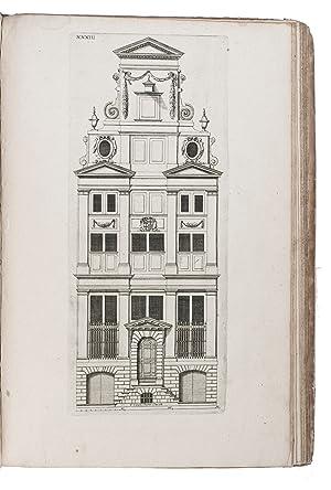 Regola delli cinque ordini d'architettura . |: VIGNOLA, Giacomo Barozzio