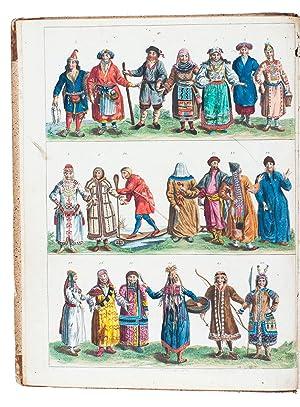 Russland. Beschreibung aller Nationen des russischen Reiches,: GEORGI, Johann Gottlieb.