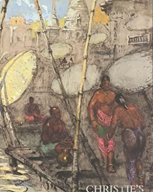 Christie's - A Special Selection of Asian 20th Century Art, Sunday, 26th May, 2013.: ...