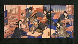 Japanese Prints.: David, Catherine.