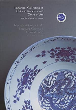 Important Collection of Chinese Porcelain and Works of Art from the 16th to the 19th century.: ...