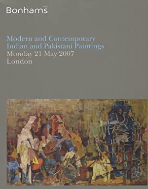 Bonhams: Modern & Contemporary Indian and Pakistani: Bonhams
