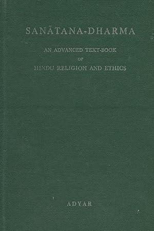 Sanatana Dharma Book