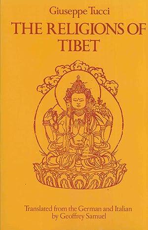 The Religions of Tibet.: Tucci, Giuseppe.