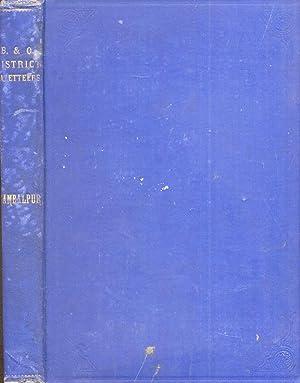 Sambalpur: Bihar and Orissa District Gazetteers.: O'Malley, L.S.S., revised